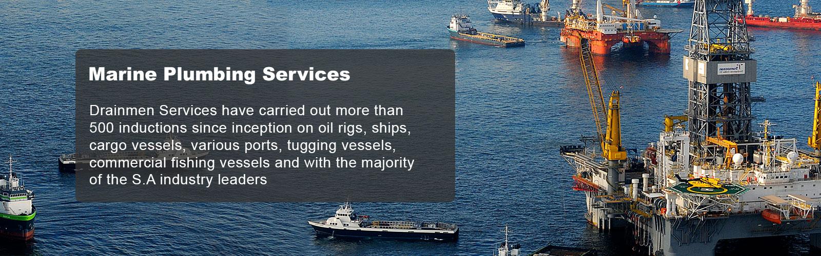 Marine Plumbing Services