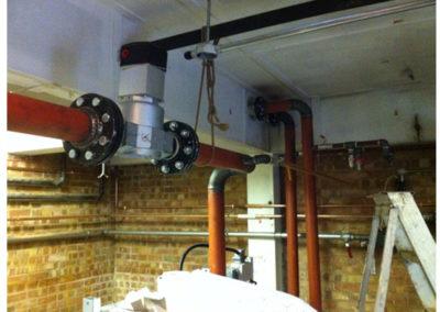 Commercial Marine Industrial Plumbing welding pipework boilers struts