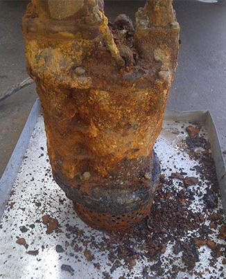 Pump Repair Written Technical Recommendation