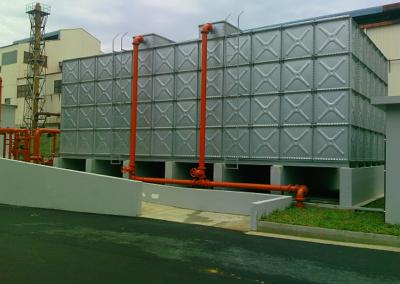 Re-Line Water Tanks