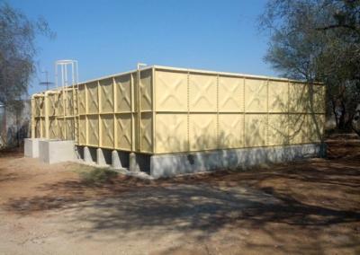 Water Tank Refurbishment